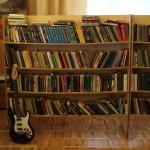 Biblioteket i Barentsburg