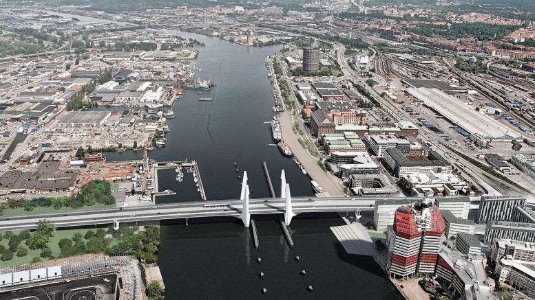 Nya Hisingsbron - en lågbro!